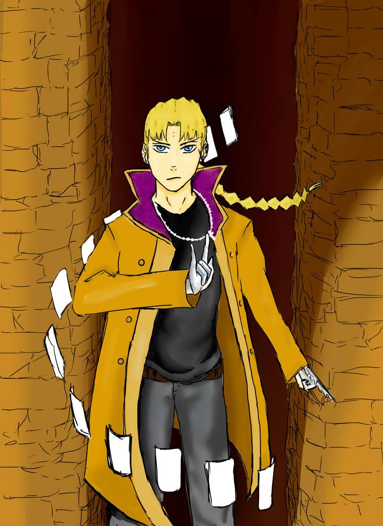 Howard Link -Not finished- (D.Gray-man) by ShinjitsuIN
