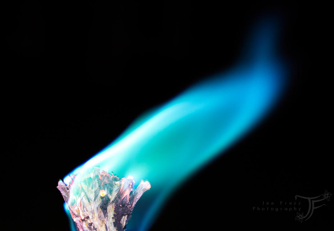 Icy Fire by JenFruzz
