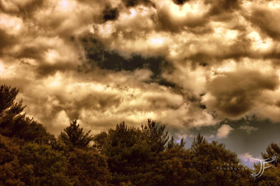 Fury Skies by JenFruzz