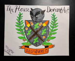 House DeviantArt by JenFruzz