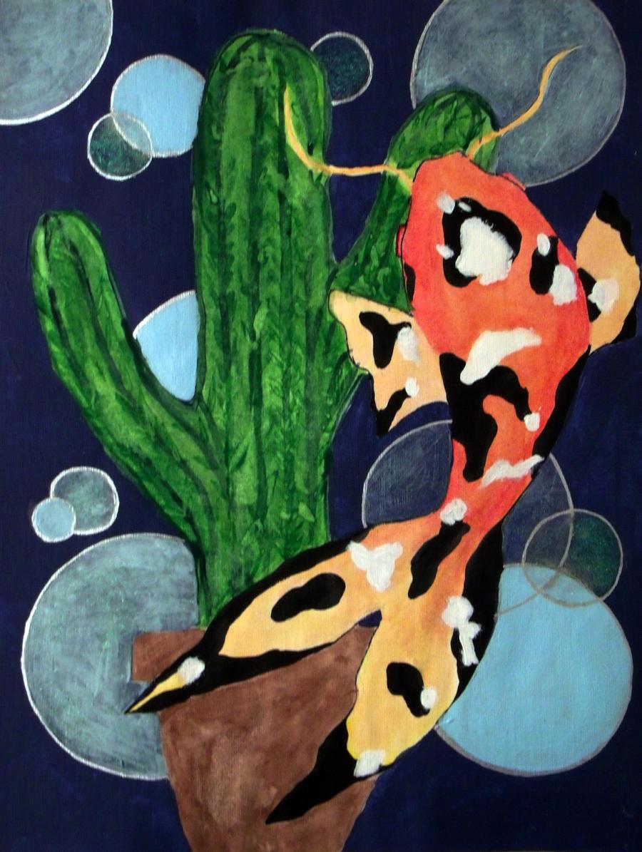 Desert Aquarium by devious-snake