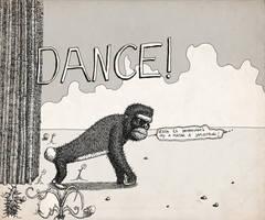 Killer Gorilla by exepotes