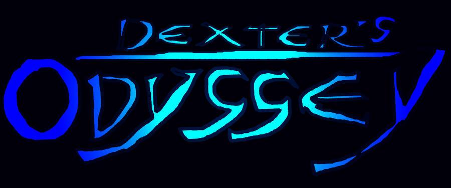 Dexter's Odyssey Logo by timbox129
