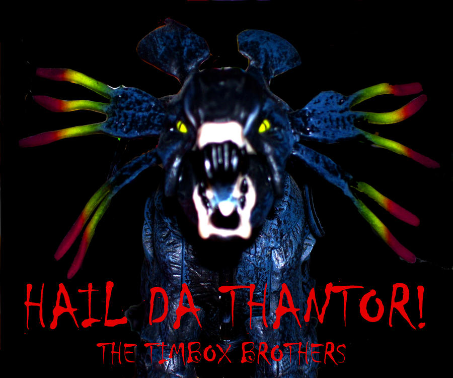 HAIL DA THANATOR by timbox129