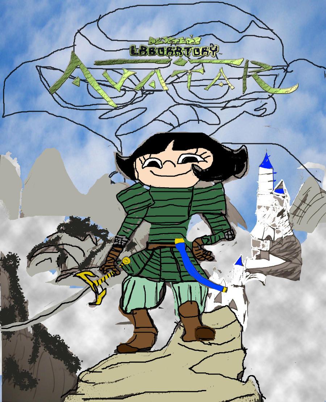 dexter u0027s lab avatar poster by timbox129 on deviantart