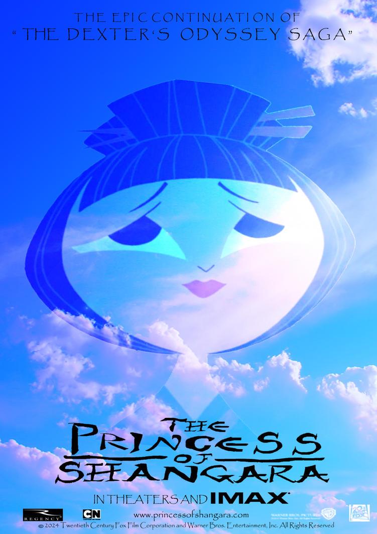 Poster design deviantart - The Princess Of Shangara Teaser Poster Design By Timbox129