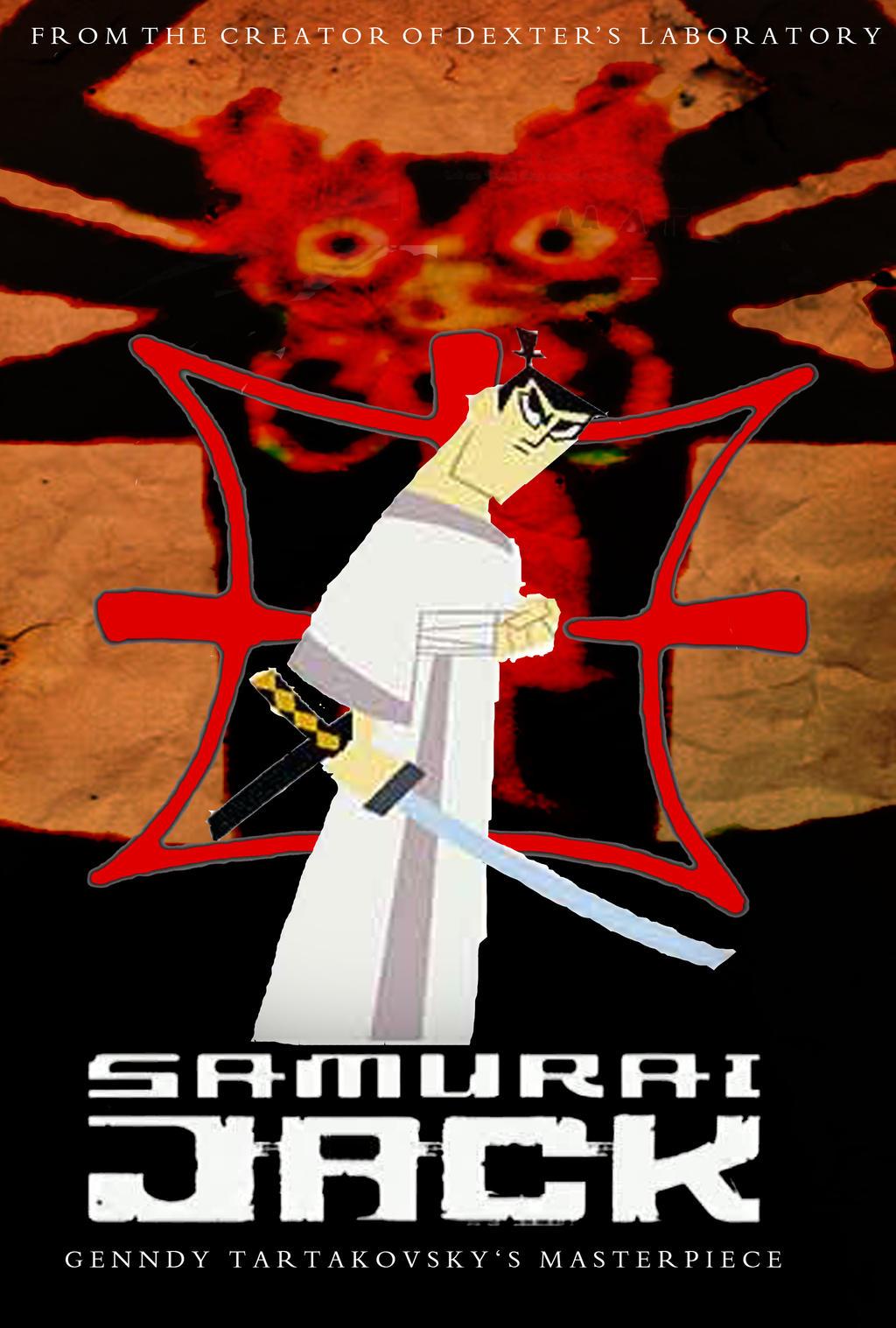 Watch Samurai Jack The Premiere Movie 2001 Free Online