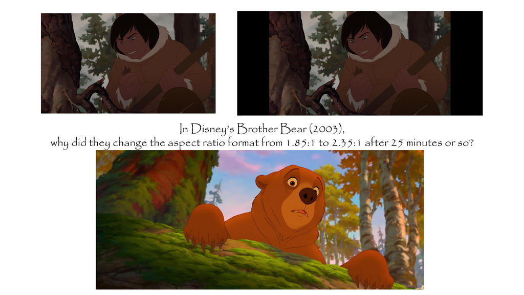 The Incredible Changing Aspect Ratio! by timbox129