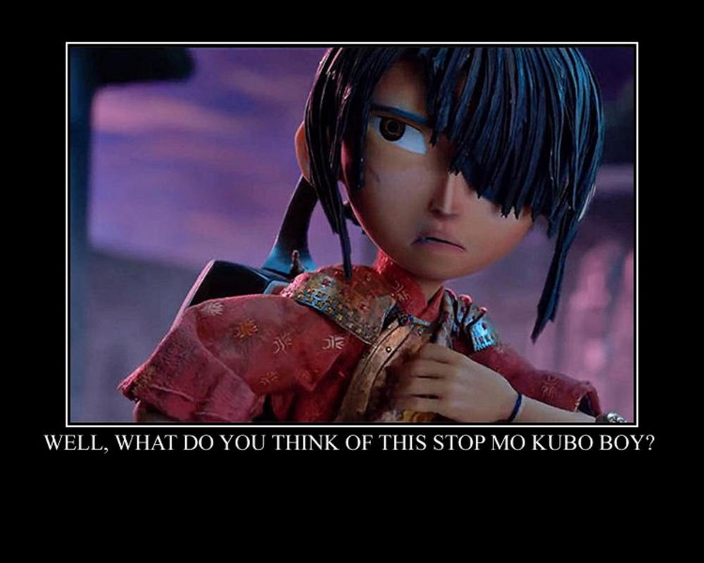 Stop Mo Kubo Boy! by timbox129