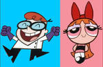 Two Famous Cartoon Network Redheads