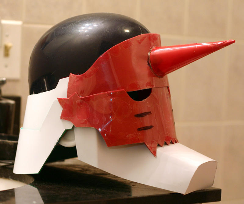 Alphonse helmet - unpainted by soursprite