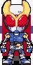 Kamen Rider Koban by J-Monteiro