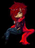 Pixel Ren by GarbageHomo