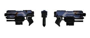 Sniper's Hand Gun