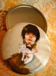 Sugar Anne Pocket Mirror