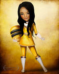 Nakia Yellow Ranger
