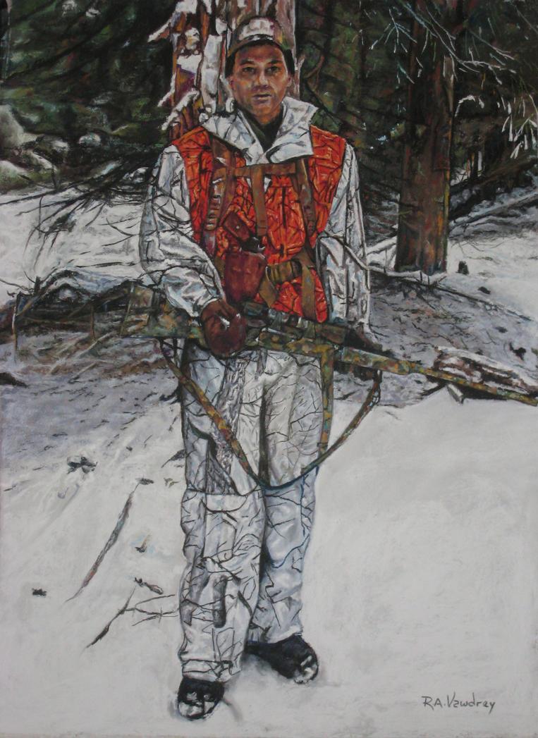 The Deer Hunter by freya50