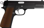 M/A 9mm pistol