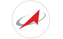 Russian Federal Space Agency Flag by ScarletLightning565