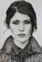 Gemma Arterton by LiubovKorotkova