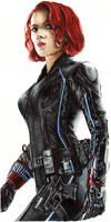 Black Widow/ Natasha Romanoff