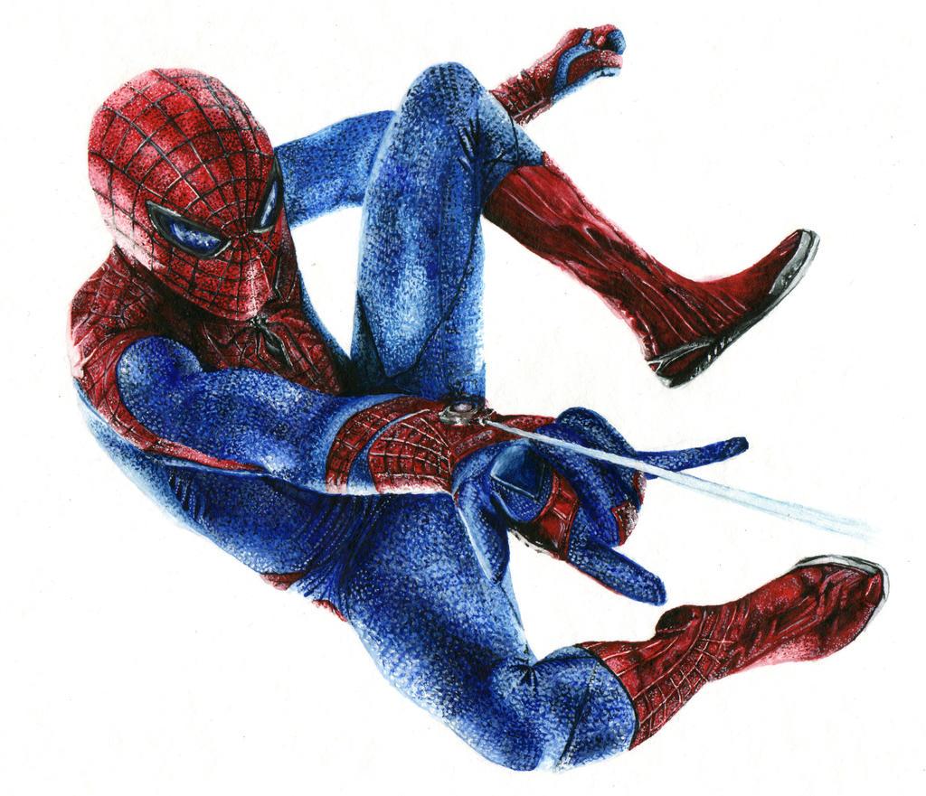Spider-Man by LiubovKorotkova