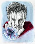 Dr. Strange (Ink)
