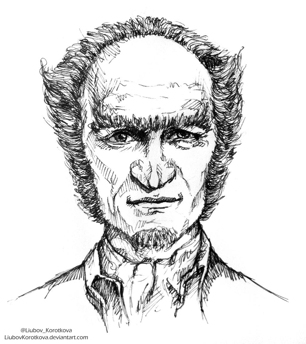 Count Olaf by LiubovKorotkova on DeviantArt