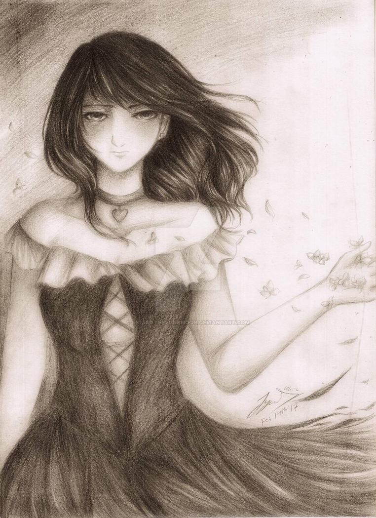 AppleFell : The Real Snow White (?) by KhiaraTheLoneMoon
