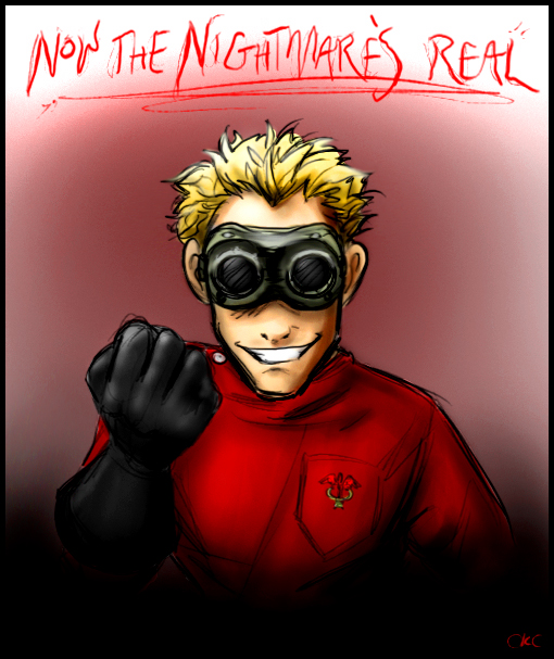 Now Dr. Horrible Is Here by Inonibird