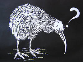 It's Mr. Kiwi by Inonibird