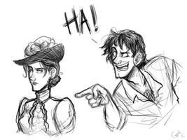 Emerson Says 'Ha'