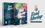 Book Mockup Vol 1 Photoshop - Download