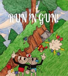 CUPHEAD - Run 'N Gun! (Forest Follies) by Cooldud111