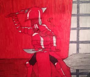 Star Wars Elite Praetorian Guard by Cooldud111