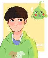 Mob and Dimp by Moonylight12