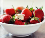 Strawberry dream by chocolatezi