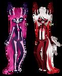 Skullbits Customs Pinkclaw by Siraviena