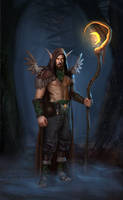 Druid by gogo1409
