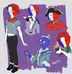 France ref by Multiversal-Chaos