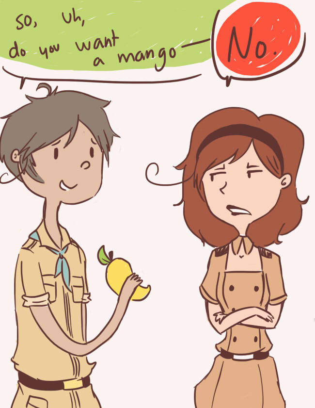 REQ: Philippines and Fem!Romano by punpatrol