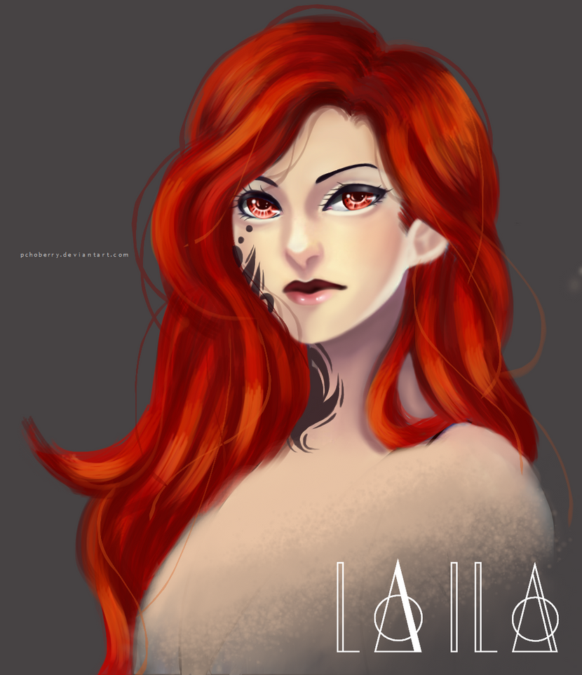 COMM Laila by Pchoberry