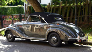 Mercedes Roadster ( new edit ) by UdoChristmann