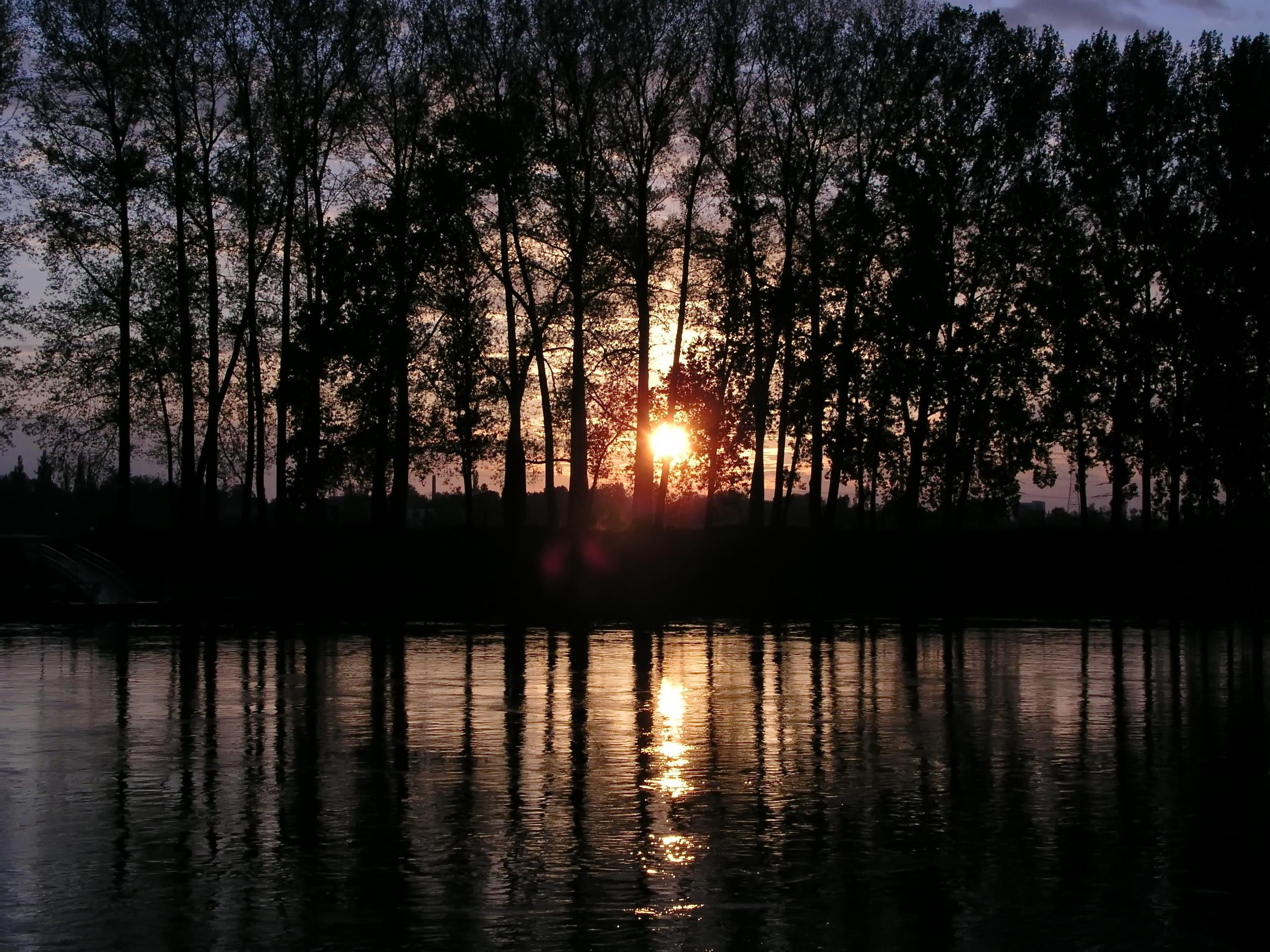 Sundown by UdoChristmann