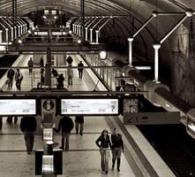Underground ( new edit ) by UdoChristmann