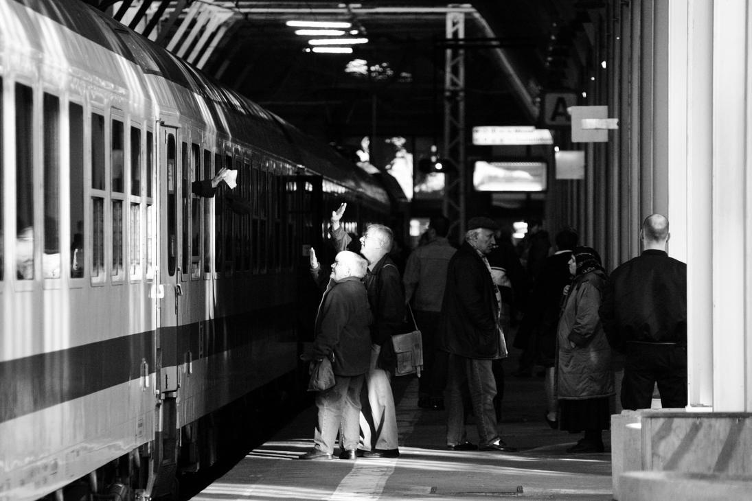 Nearly forgotten scene by UdoChristmann