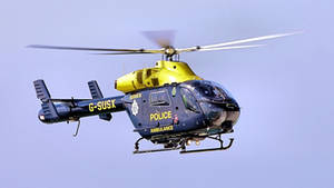 Sussex Police Helicopter ( new edit ) by UdoChristmann