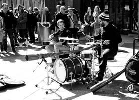 Street musicials ( new edit ) by UdoChristmann