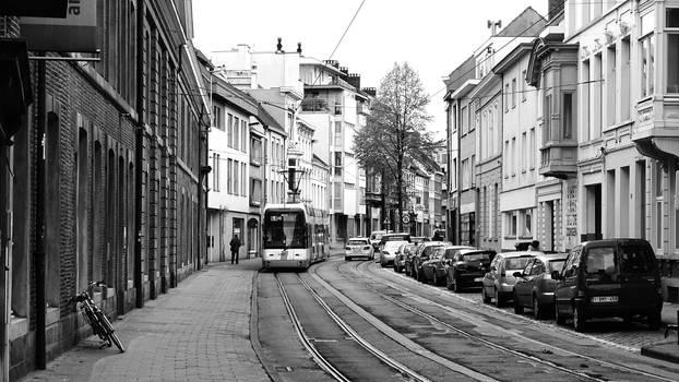 A regular street