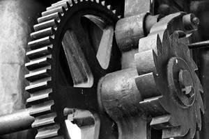 Gear wheels by UdoChristmann